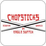 Chopsticks Wheels by Eagle Supply