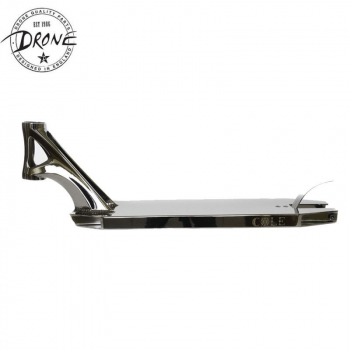 Drone Archie Cole Signature Deck 49,5cm - smoked chrome