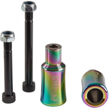Chilli Pro Pegs Barrel Aluminium - rainbow