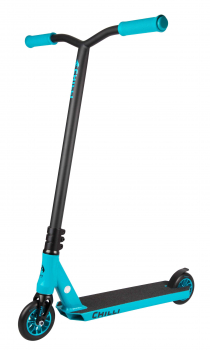 Chilli Pro Scooter - Reaper Ice - teal-schwarz