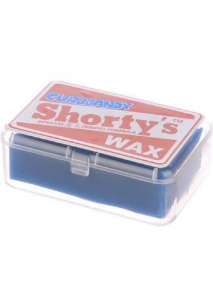 Shortys Curb Candy Wax in a Box - blue - blau