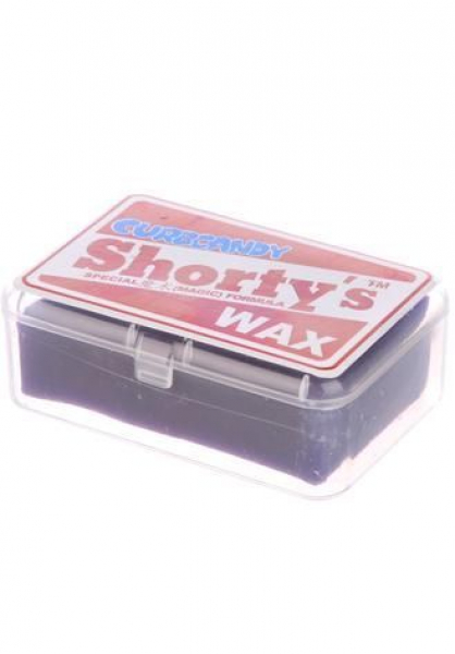 Shortys Curb Candy Wax in a Box - purple