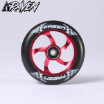 Fasen Raven 110mm Wheel - red