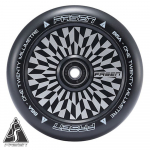 Fasen Wheel 120mm HYPNO - offset schwarz black