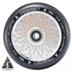 Fasen Wheel 120mm HYPNO - offset chrome