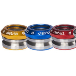 District - Integrated Headset S-Series - gold
